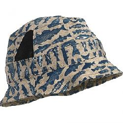 Turtle Fur Sun Shell Air Supply Ultra Lightweight Vented Bucket Hat Catch of the Day