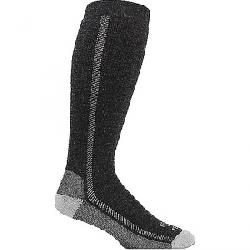 Farm To Feet Ansonville No Fly Zone MW Solid Wader Sock Charcoal / Platinum