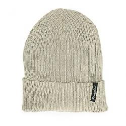 Moosejaw Every Morning Wool Cuff Beanie Lichen