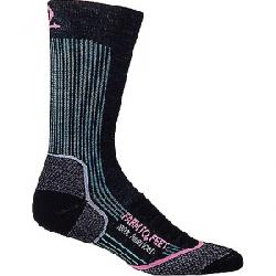 Farm To Feet Women's Damascus LW Crew Sock Black