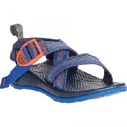 Chaco Kids' ZX/1 EcoTread Sandal Split Blue