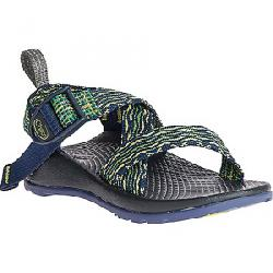 Chaco Kids' ZX/1 EcoTread Sandal Rio Green