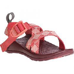 Chaco Kids' Z/1 EcoTread Sandal Kaleido Peach