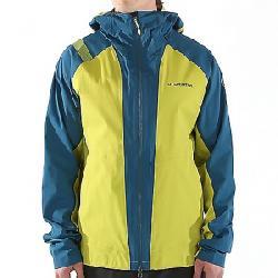 La Sportiva Men's Quasar GTX Jacket Citronelle / Ocean