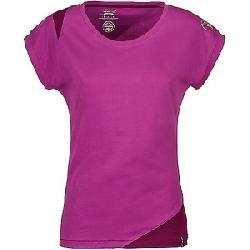 La Sportiva Women's Chimney T-Shirt Plum / Purple