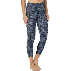 TYR Women's Arvada 3/4 Kalani Tight Black