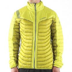 La Sportiva Men's Combin Down Jacket Citronelle / Sulphur