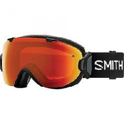 Smith I/OS ChromaPop Snow Goggle Black/ChromaPop Evday Red/ChrmPop Storm Rose Flsh