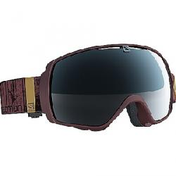 Salomon XT One Photochromic Goggle Burgundy