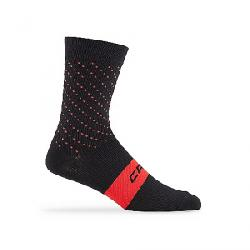 Capo AC Strada Sock Black / Red