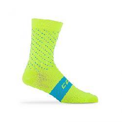 Capo AC Strada Sock Yellow / Cyan
