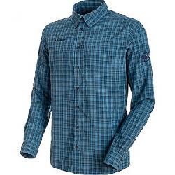 Mammut Men's Lenni Longsleeve Shirt Jay / Marine