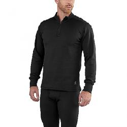 Carhartt Men's Base Force Extremes Super Cold Weather Quarter Zip Top Black