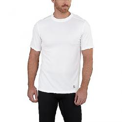 Carhartt Men's Base Force Extremes Lightweight SS T-Shirt White
