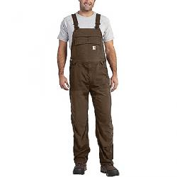 Carhartt Men's Force Extremes Overalls Bib Coffee