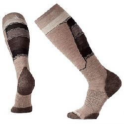 Smartwool PhD Ski Light Elite Pattern Sock Fossil