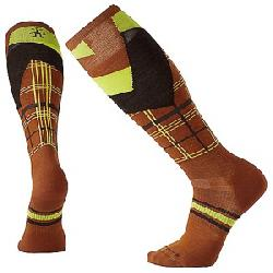 Smartwool PhD Slopestyle Light Elite Plaid Sock Cardamom