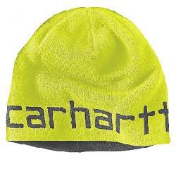 Carhartt Men's Greenfield Reversible Hat Brite Lime