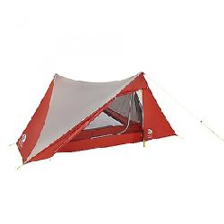 Sierra Designs High Route 1P Tent Light Grey / Red
