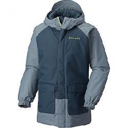 Columbia Youth Boys' Keep On Trekkin Jacket Mystery / Grey Ash