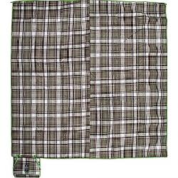 NEMO 4P Victory Blanket Birch Leaf Green Plaid