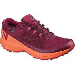 Salomon Women's XA Elevate GTX Shoe Beet Red / Nasturtium. / Virtual Pink