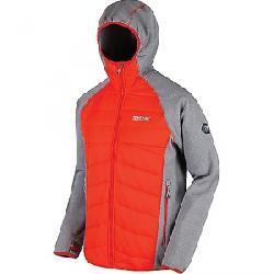 Regatta Men's Andreson II Hybrid Jacket Rock Grey / Amber Glow