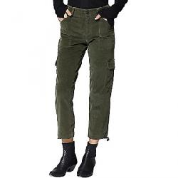 Sanctuary Women's Terrain Crop Pant Dark Prosperity Green