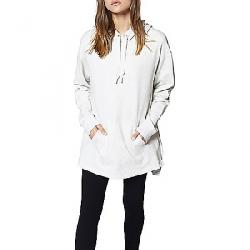 Sanctuary Women's Essex Hoodie Tunic Heather Salt