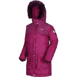 Regatta Kid's Halimah Parka Rumba Red