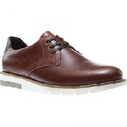 Wolverine Men's Reuben Oxford Shoe Dark Brown Leather