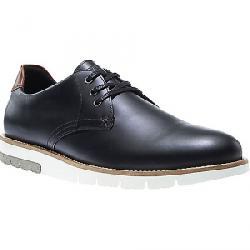 Wolverine Men's Reuben Oxford Shoe Dark Black Leather