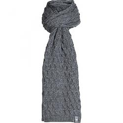 Icebreaker Diamond Line Scarf Gritstone Heather