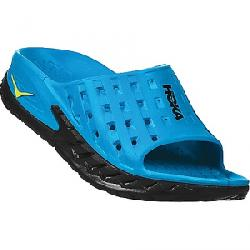 Hoka One One Men's Ora Recovery Slide Black / Process Blue