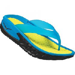 Hoka One One Men's Ora Recovery Flip Black / Process Blue