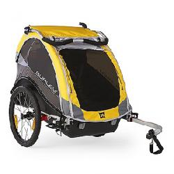 Burley Kids' Cub Trailer Yellow