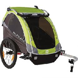 Burley Kids' D'Lite Trailer Green