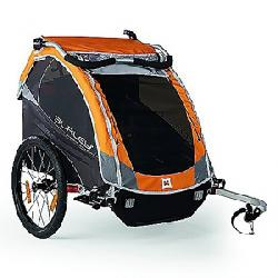 Burley Kids' D'Lite Trailer Orange