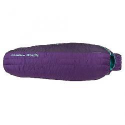 Big Agnes Women's Roxy Ann 15 Degree Sleeping Bag Purple
