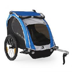Burley Kids' Encore Trailer Blue