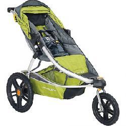 Burley Solstice Stroller Green / Grey