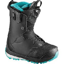 Salomon Women's Lush Snowboard Boot Black