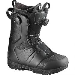 Salomon Men's Synapse Focus Boa Snowboard Boot Black