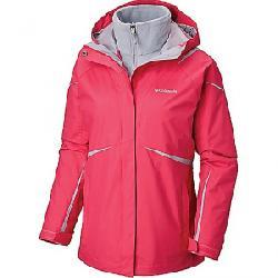 Columbia Women's Blazing Star Interchange Jacket Cactus Pink / Astral