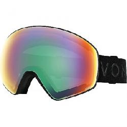 VonZipper Jetpack Goggle Black Satin / Wildlife