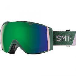 Smith I/O ChromaPop Snow Goggle Patina Splt/ChrmPop Sun Grn/CPop Storm Rose Fls
