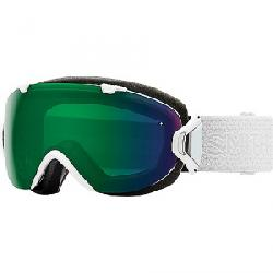 Smith I/OS ChromaPop Snow Goggle White Mosaic/ChrmPop Evday Grn/CPop Strm Rose Fls