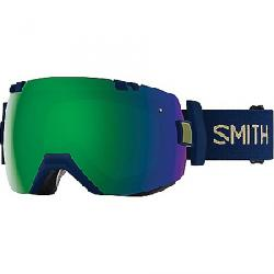Smith I/OX ChromaPop Snow Goggle Navy Camo Splt/CPop Sun Green/CPop Storm Rose Fls