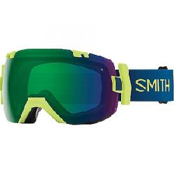 Smith I/OX ChromaPop Snow Goggle Acid Resin / CPop Evday Green/ CPop Storm Rose Fls