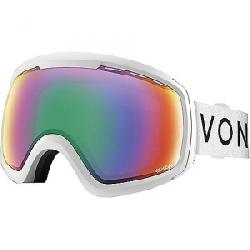VonZipper Feenom NLS Goggle White Satin / Wildlife